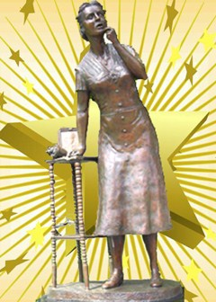 Gold Star Mothers Statue